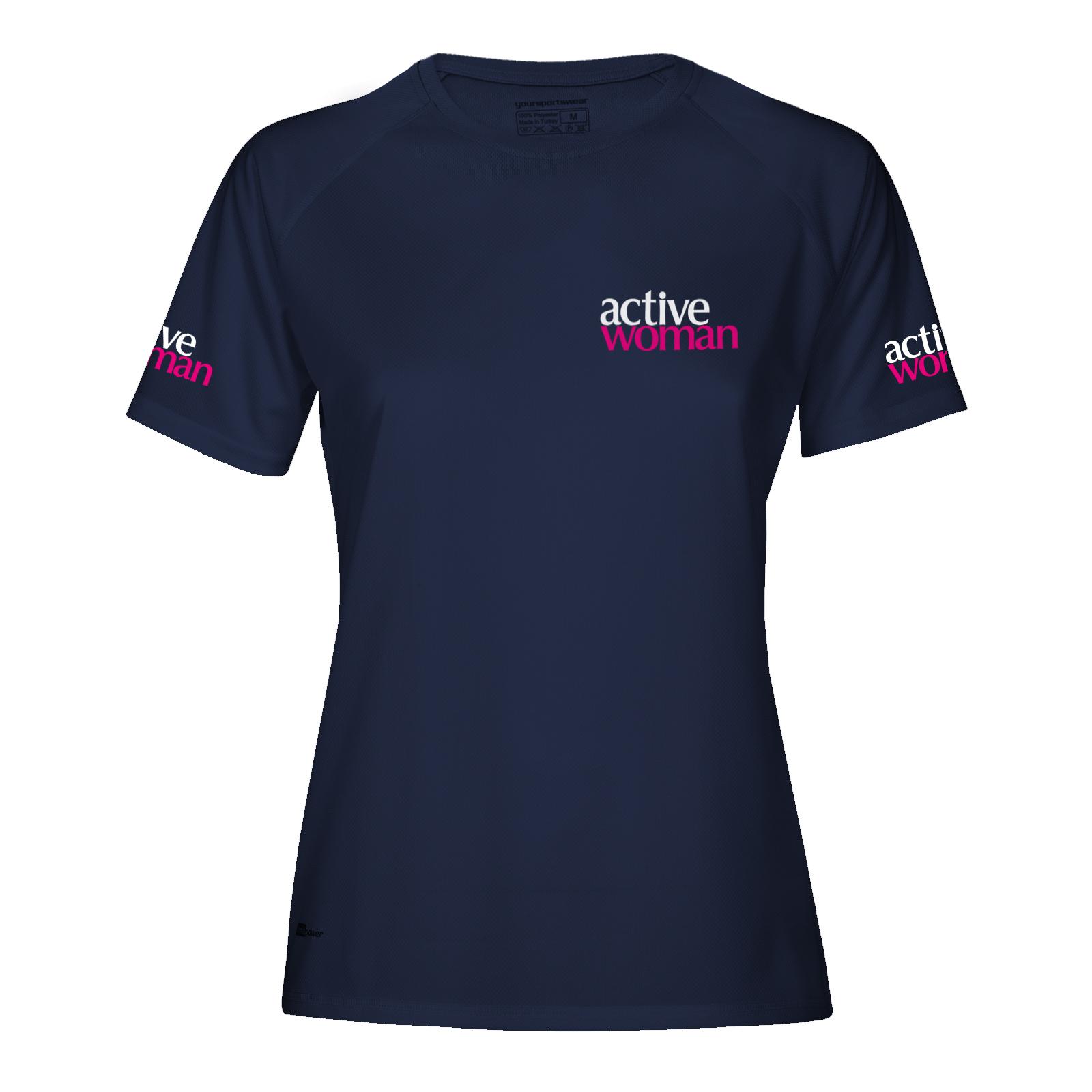 Abo-Prämie T-Shirt active woman
