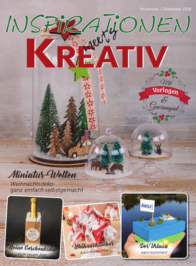 inspirationen meets kreativ - das kostenlose diy-magazin aus dem