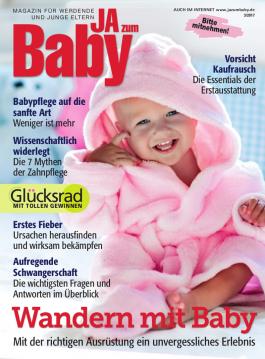 Ja zum Baby 3-2017 Titel