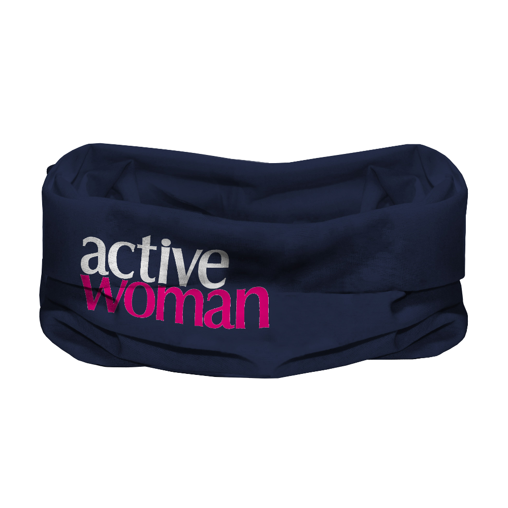 Abo-Prämie Multifunktionstuch active woman