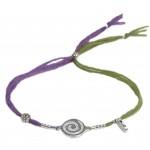 Energiearmband-Spirale-des-Lebens-Pink-Violett