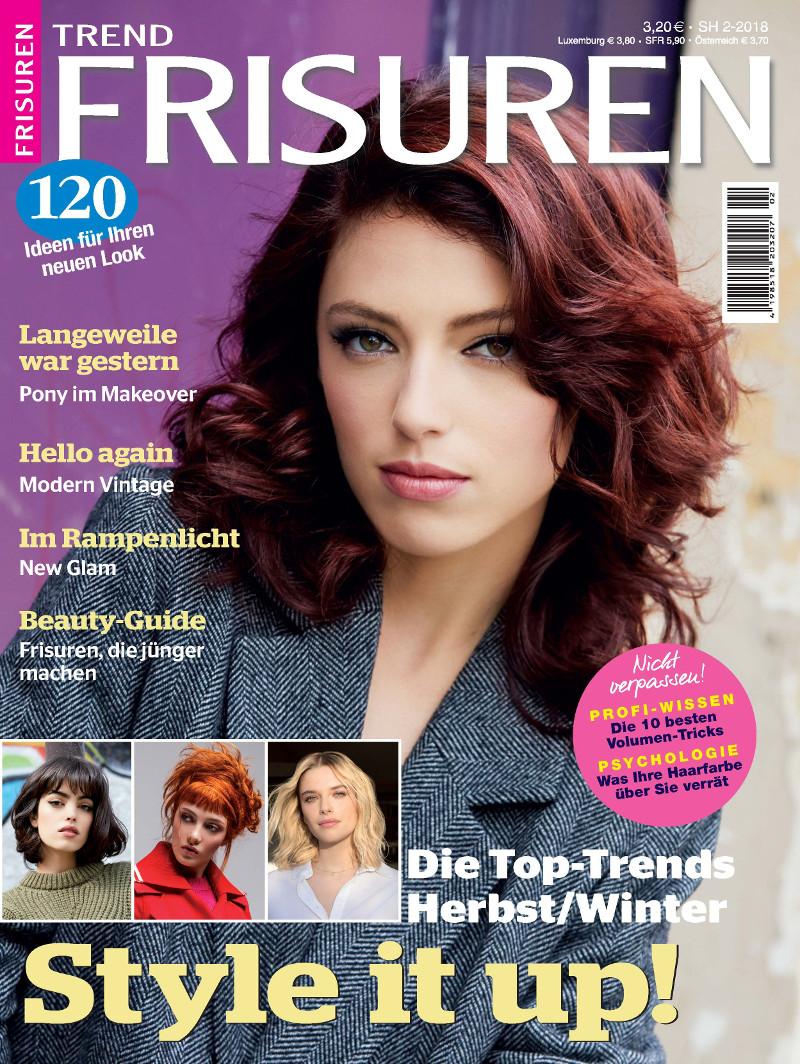 Trend Frisuren Das Magazin Für Die Modebewusste Wunschfrisur